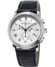 Frederique Constant FC-292MC4P6 Mens Classics Black Chronograph Watch