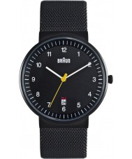 Braun BN0032BKBKMHG Mens All Black Watch