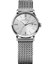 Maurice Lacroix EL1084-SS002-110 Ladies Eliros Silver and Steel Mesh Watch