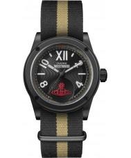 Vivienne Westwood VV194BKBK Dalston Watch