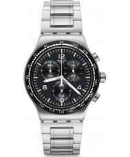 Swatch YVS444G Mens Night Flight Watch