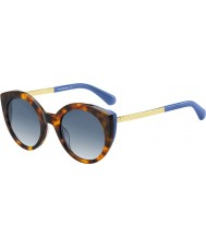Kate Spade New York Ladies NORINA S IPR 08 50 Sunglasses
