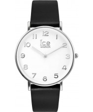 Ice-Watch 001502 City-Tanner Black Leather Strap Watch