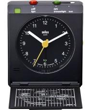 Braun BNC005BKBK Motion Actived Snooze Alarm Clock - Black
