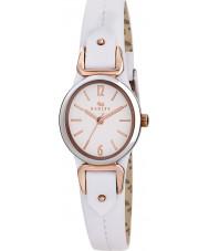 Radley RY2315 Ladies Grosvenor White Leather Strap Watch