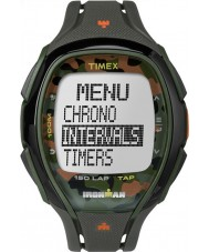 Timex TW5M01000 Ironman 150-Lap Full Size Sleek Camo Resin Strap Chronograph Watch