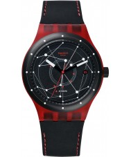 Swatch Sistem51 - Sistem Red Watch