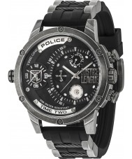 Police 14536JQ-02P Mens Justice League Watch