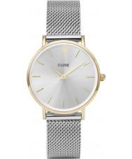Cluse CL30024 Ladies Minuit Mesh Watch