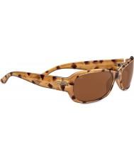 Serengeti Chloe Tortoiseshell Polarized Drivers Sunglasses
