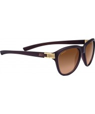 Serengeti 8340 Elba Brown Sunglasses