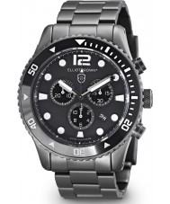 Elliot Brown 929-001-B05 Mens Bloxworth Gunmetal Chronograph Watch