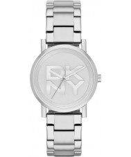 DKNY NY2302 Ladies Soho Silver Watch