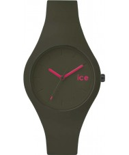 Ice-Watch ICE.FT.OLV.S.S.14 Ladies Small Ice-Forest Olive Silicone Strap Watch