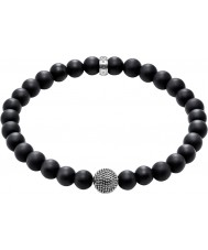 Thomas Sabo Mens Rebel at Heart Bracelet