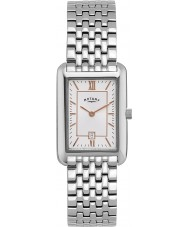 Rotary LB02685-02 Ladies Timepieces White Silver Watch