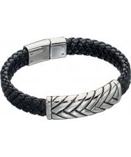 Fred Bennett B4722 Mens Rebel Cuff Bracelet