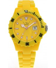 LTD Watch All Yellow Watch