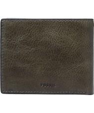 Fossil ML4169257 Mens Morris Wallet
