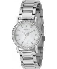 DKNY NY4791 Ladies Lexington Silver Watch
