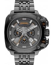 Diesel DZ7344 Mens BAMF Chronograph Gunmetal Bracelet Watch