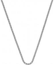 "Emozioni CH058 24"" Sterling Silver Belcher Chain"