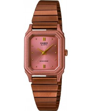 Casio Ladies Core Rose Gold Plated Bracelet Watch