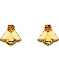 Orla Kiely E5227 Ladies Sterling Silver Earrings