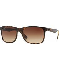 RayBan RB4232 57 Highstreet Havana 710-13 Sunglasses