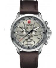 Swiss Military 6-4224-04-030 Mens Arrow Chrono Brown Watch