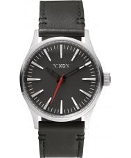 Nixon A377-000 Mens Sentry 38 Black Watch