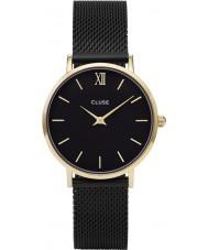 Cluse CL30026 Ladies Minuit Mesh Watch