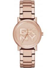 DKNY NY2304 Ladies Soho Rose Gold Watch