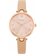 Kate Spade New York 1YRU0812 Ladies Holland Vachetta Leather Strap Watch
