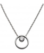 Skagen SKJ0833040 Ladies Elin Silver Steel Necklace