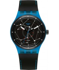 Swatch SUTS401 Sistem51 - Sistem Blue Automatic Watch