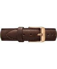 Daniel Wellington DW00200141 Ladies Classic Petite Bristol 14mm Strap