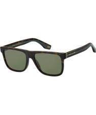 Marc Jacobs Mens MARC 275 S 086 QT 55 Sunglasses