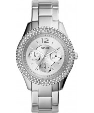 Fossil ES3588 Ladies Stella Silver Steel Bracelet Watch