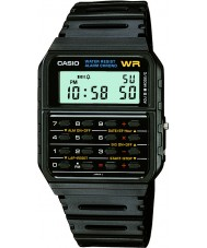 Casio CA-53W-1ER Mens Limited Edition Back to the Future Calculator Black Watch