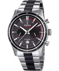 Festina F16819-2 Mens Tour of Britain 2015 Grey Silver Chronograph Watch