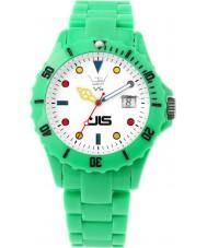 LTD Watch White Green JLS Watch