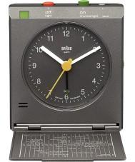 Braun BNC005GYGY Motion Actived Snooze Alarm Clock - Grey