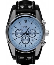 Fossil CH2564 Mens Trend Blue Chronograph Watch
