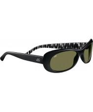 Serengeti 7629 Bella Black Sunglasses