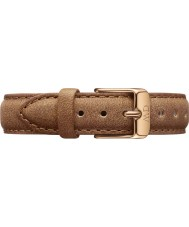 Daniel Wellington DW00200142 Ladies Classic Petite Durham 14mm Strap