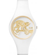 Ice-Watch ICE.CNY.TR.S.S.16 Ice-Chinese Small White Silicone Strap Watch