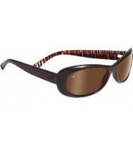 Serengeti 7630 Bella Brown Sunglasses