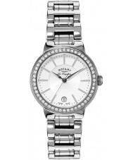 Rotary LB90081-02L Ladies Les Originales Silver Watch