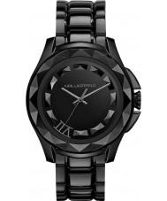 Karl Lagerfeld KL1001 Karl 7 Black Steel Bracelet Watch